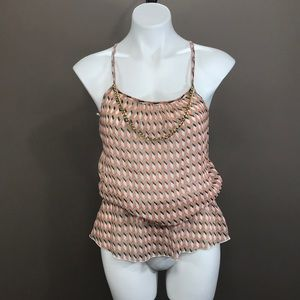 ECLIPSE Tank Top Size Small